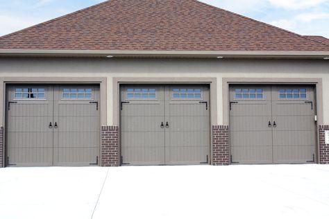 Midland Garage Door Overlay Panel Design Garage Doors Residential Garage Doors Doors