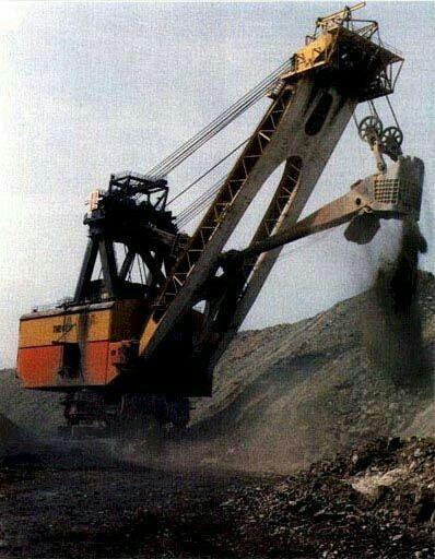 Gem of Egypt | Heavy equipment | Heavy equipment, Mining
