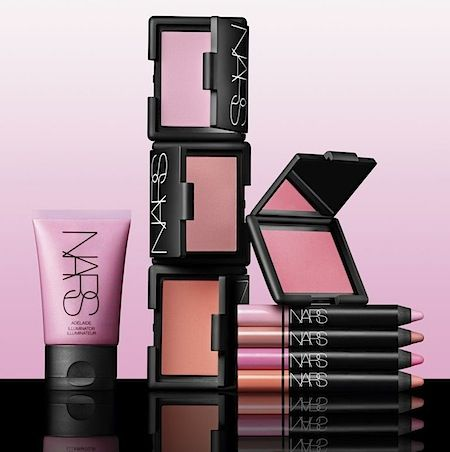 Preview, Photos: NARS Cosmetics The Final Cut Collection - Edgy Pink Shades Of Satin Lip Pencils, Blush, Illuminator
