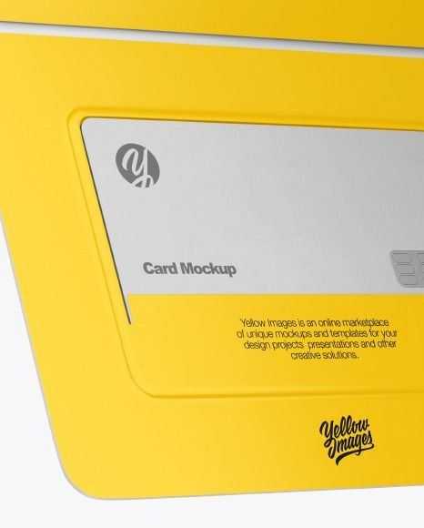 Download Credit Card Envelope Mockup In Stationery Mockups On Yellow Images Object Mockups In 2020 Credit Card Envelope Stationery Mockup Card Envelopes PSD Mockup Templates