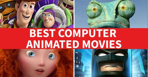 85 Best Computer-Animated Movies Ranked by Tomatometer