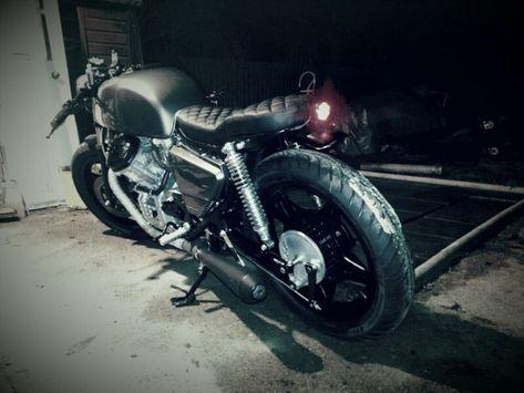 HONDA CX 500 CX500 Cafe Racer Brat CUSTOM Motorcycle