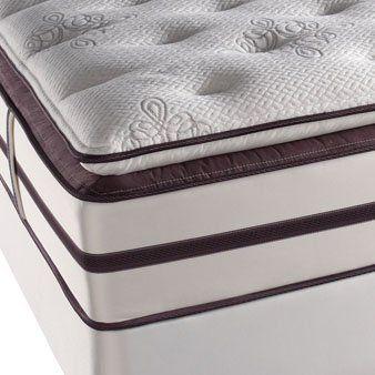 Beautyrest Recharge King Mattress Set Palisades Court Plush Pillowtop Gardens Pinterest Sets And