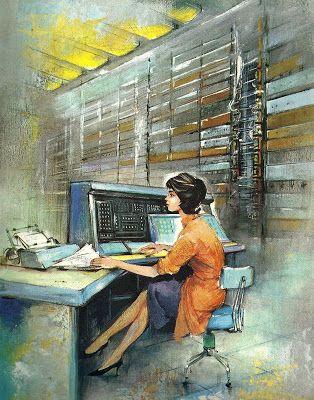 120 1960s Office Ideas 1960s Retro Office Vintage Office