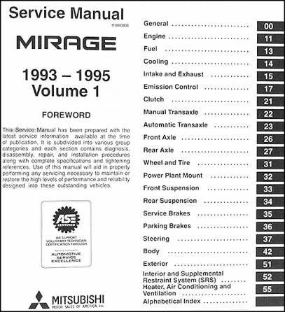 18 mitsubishi mirage wiring diagram  mitsubishi mirage