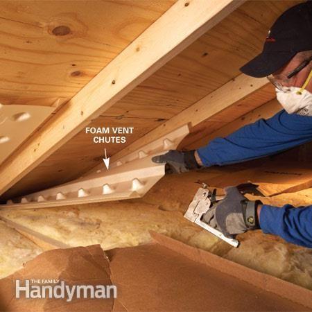 Saving Energy Blown Attic Insulation Atticplayroomawesome Attic Renovation Attic Remodel Blown In Insulation