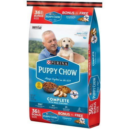 Purina Puppy Chow Complete Dog Food Bonus Size 36 Lb Bag Read More Reviews Of The Product By Visiting The Link Purina Puppy Chow Puppy Chow Dog Food Recipes