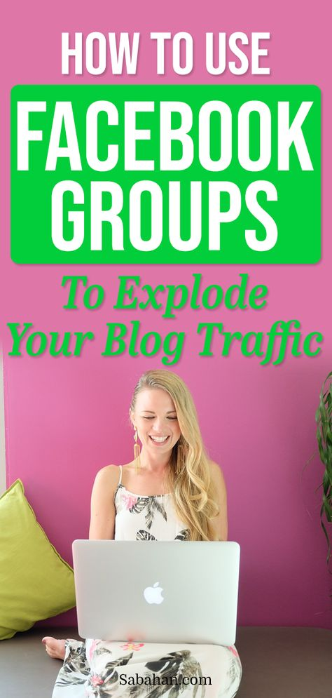How to Use Facebook Groups to Explode Your Blog Traffic and Drive Engagement