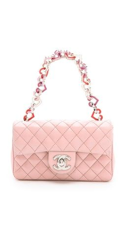 36e789f3d142 Ashlees Loves: Chanel info @ashleesloves.com #WGACA #Vintage #Chanel #Mini  #bag #women's #designer #couture #fashion #handbags #purse #style