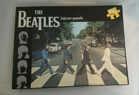 The Beatles Jigsaw Puzzle 1000 pieces Beatles For Sale