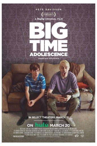 Big Time Adolescence Film Complet Streaming Vf En Francais