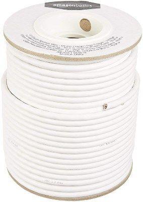 AmazonBasics Speaker Wire - 14-Gauge, 99 9% Oxygen-Free