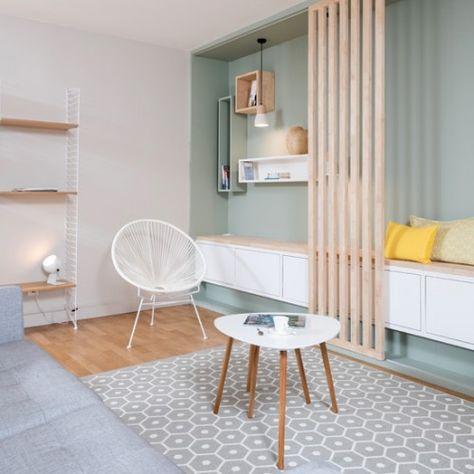 Petite Surface Maison Et Appartement Architecte Interieur Deco