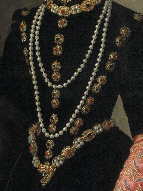 Renaissance Jewelry, Medieval Jewelry, Renaissance Art, Aesthetic Painting, Aesthetic Art, Landsknecht, Renaissance Paintings, Victorian Art, Classical Art