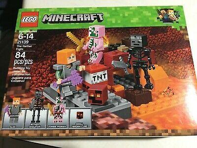 Minecraft Wither Skeleton NEW LEGO 21139