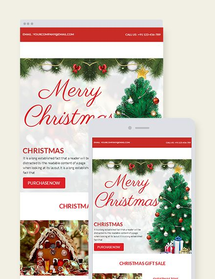 Free Christmas Gift Sale Newsletter Template Free Christmas Gifts Christmas Gift Sale Free Christmas