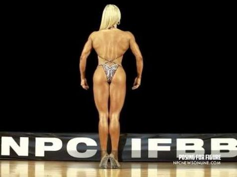 Posing for the NPC Figure Division