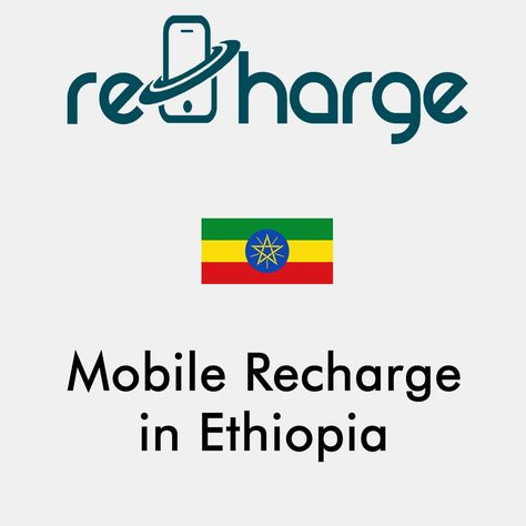 Mobile Recharge in Ethiopia. Use our website with easy steps to recharge your mobile in Ethiopia. #mobilerecharge #rechargemobiles https://recharge-mobiles.com/