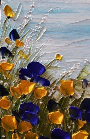 Painting flower acrylic drawings 30+ super Ideas #painting
