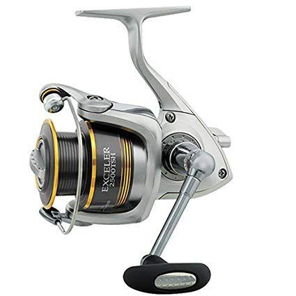 Daiwa Exceler 3 1 Ball Bearing 5 3 1 12 Pound 260 Yards Spin Reel Review Bass Fishing Tackle Bass Fishing Lures Fishing Reels