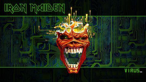 Iron Maiden Wallpaper 1080p On Wallpaper 1080p Hd Iron