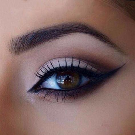 10 Plantillas Delineador Ojos De Gato Herramienta Maquillaje