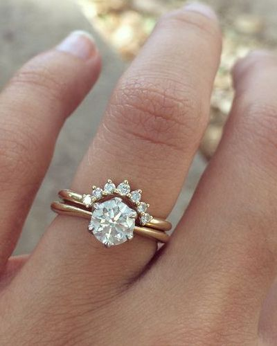 Curved Wedding Band To Fit Engagement Ring Wedding Rings Photos Curved Wedding Band Wedding Rings