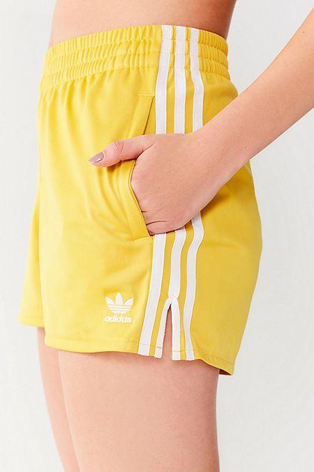 adidas Originals Adicolor 3 Stripes Short | Adidas shorts women, Fitness  wear outfits, Adidas outfit