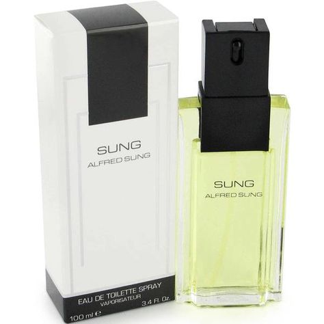 Alfred Sung Perfume- Another favorite.  Haven't worn it in years but love it just the same