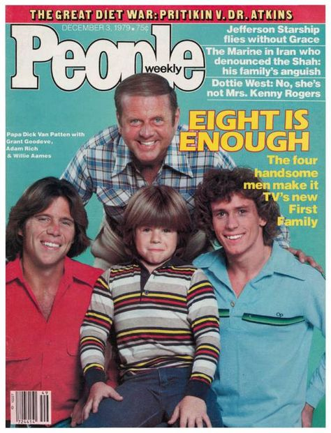 eight is enough | Home » Sitcoms » 1970s Sitcoms » Eight Is Enough