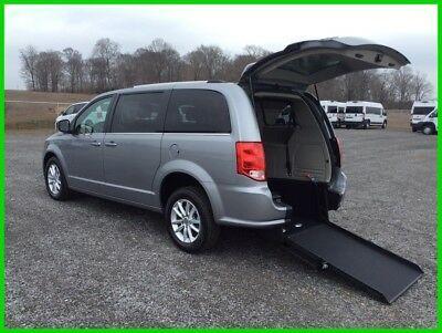 2018 Dodge Grand Caravan Sxt Wheelchair Handicap Accessible Ebay