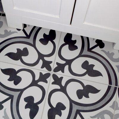 Elitetile Mora 12 X 12 Ceramic Spanish Wall Floor Tile Wayfair In 2020 Flooring Mora Classic Ceramic Floor