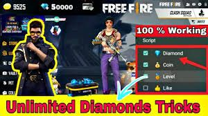 Garena Free Fire Hacks In 2020 Diamond Free In 2021 Mobile Legends Generation Third Person Shooter