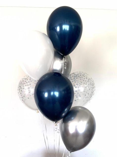 pas Hélium nécessaire Metallic Gold /'Joyeux Noël/'s ballons avec STRING