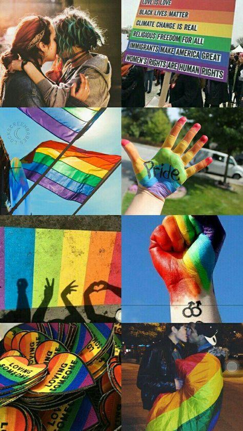 Gay pride pen