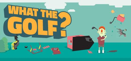 What The Golf On Steam Download Games Games Fun Games