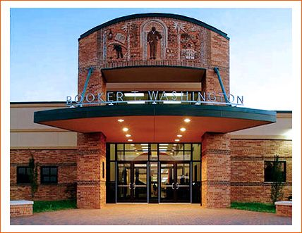 Booker T Washington Magnet High School