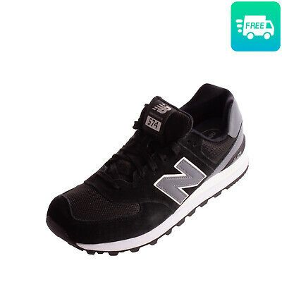 explotar Hito Nube  Ad)eBay - NEW BALANCE Sneakers Size 42.5 UK 8.5 US 9 Contrast Suede Leather  Encap Midsole | New balance sneakers, Suede leather, Sneakers blue