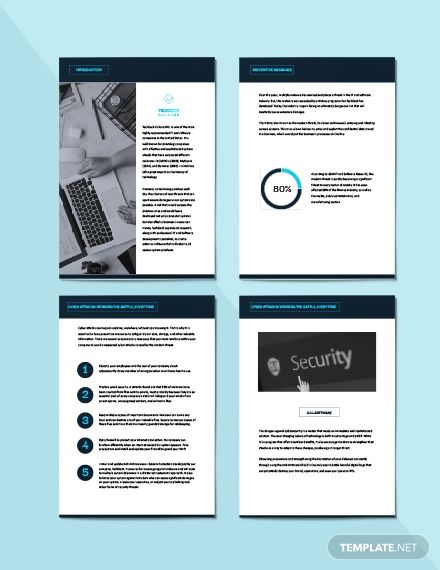 Technology White Paper Template Free Google Docs Word Apple Pages Template Net Paper Template Paper Template Free White Paper