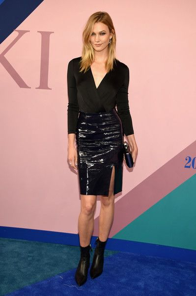 Karlie Kloss - The Most Fabulous Looks at the CFDA Fashion Awards - Photos