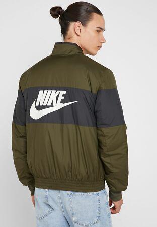 Details zu Nike Sportswear Synthetic Fill Men's Graphic Bomber Jacket AJ1020 010 Size XXL