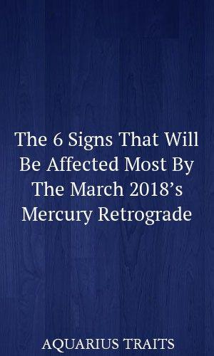 aquarius horoscope march 6