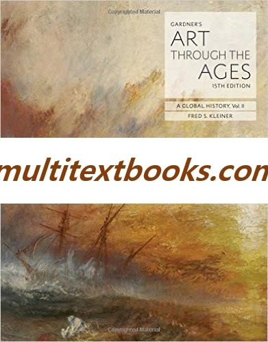 Gardner S Art Through The Ages A Global History Volume Ii 15th