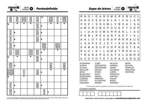 140 Ideas De Juegos Giochi Letras Para Niños Sopa De Letras Para Niños Pupiletras