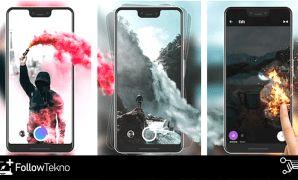 Aplikasi Edit Foto Bergerak Terbaik Dan Keren Di Android Tahun 2020 Pengeditan Foto Aplikasi Gerak