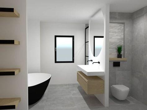 Two Beautiful Bathrooms De Eerste Kamer Bathrooms With Character Badezimmer Renovieren Badezimmer Innenausstattung Badgestaltung
