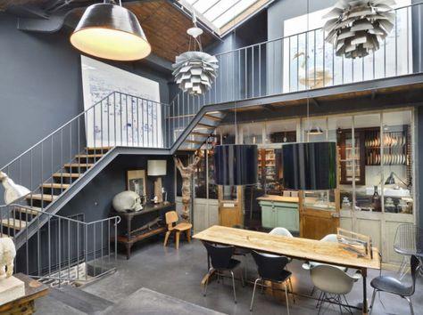 lofts paris - Google Search   House   Pinterest