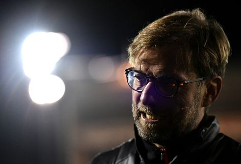 Jurgen Klopp Photos Photos: Plymouth Argyle v Liverpool - The Emirates FA Cup Third Round Replay