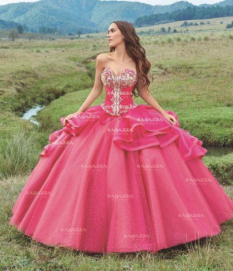 Ragazza Collection B77-377 - QuinceDresses.com. #quinceaneradress #quinceaneracollection #misquinces #bestombres #fashion #style #outfit #fashionoftheday #clothes #womensstyle #womensfashion #fashionable #instafashion #clothingbrand