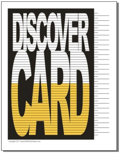 Discover Card Discover Card Financial Peace University Smart Money
